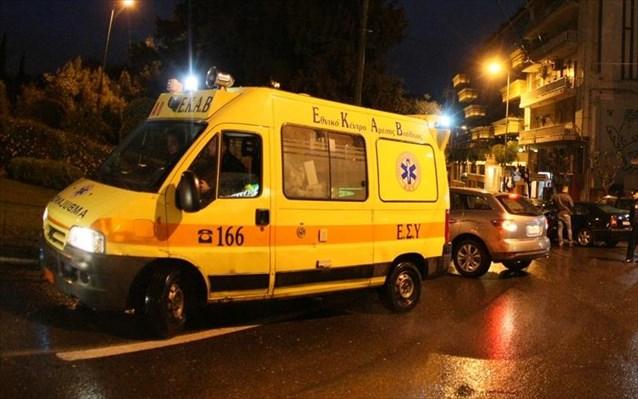 Μεσολόγγι: Βαριά τραυματισμένος 16χρονος που έπεσε από τον τρίτο όροφο πολυκατοικίας