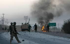 ΑΦΓΑΝΙΣΤΑΝ: Τουλάχιστον εννέα νεκροί και 36 τραυματίες από την βομβιστική επίθεση