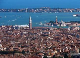 Βενετία, σουβλάκι,