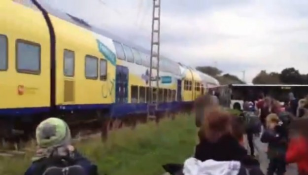 ΗΠΑ,εκτροχιασμός τρένου,2 νεκροί,