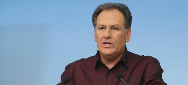 Ο Λαλιώτης διαψεύδει ότι είναι υπέρ της προσέγγισης με τον ΣΥΡΙΖΑ