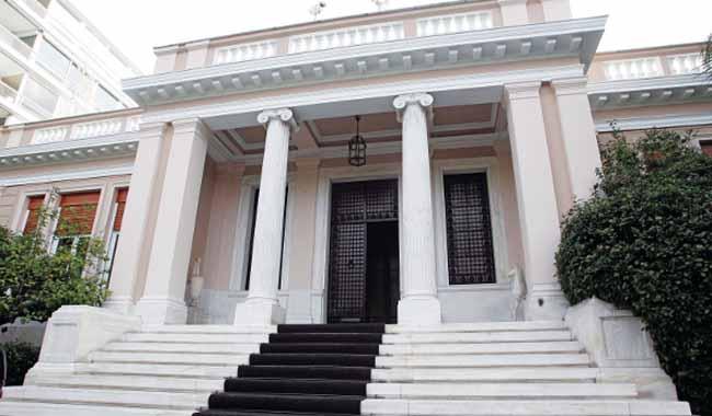 Μέγαρο Μαξίμου: Ο Τσίπρας με διαδοχικές συναντήσεις ενημερώνει τους πολιτικούς αρχηγούς