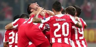 Κέρκυρα - Ολυμπιακός 1-3