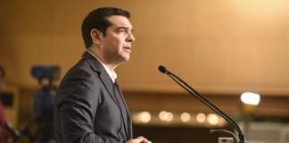 Τσίπρας από τη Σαμοθράκη: Θα υπερασπιστούμε ό,τι θεωρούμε εθνικά ωφέλιμο