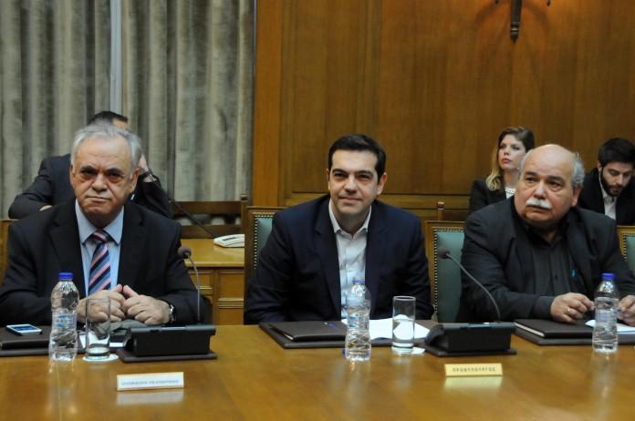 Τσίπρας, υπουργικό συμβούλιο,