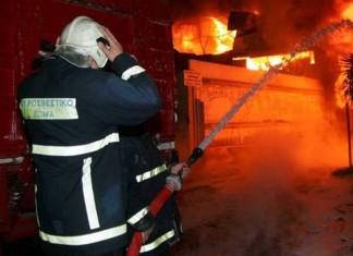 Aγρίνιο: Απανθρακωμένος βρέθηκε 60χρονος στο σπίτι του