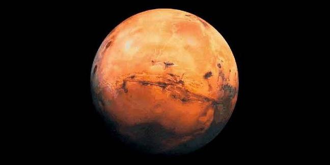 Πούτιν, Άρης, Σελήνη,