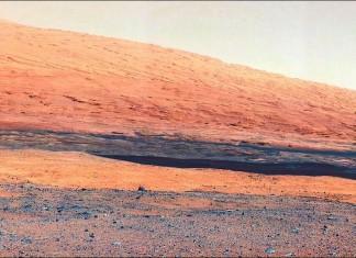 Άρης, τσουνάμι, 120 μέτρα,
