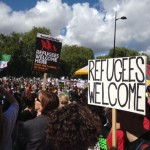 Διαδηλώσεις πρόσφυγες1