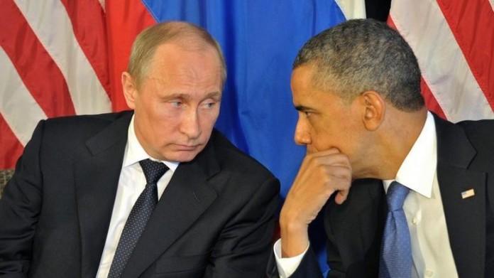 Πούτιν, Ομπάμα, Συρία,