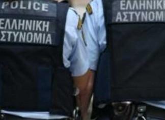 Τσεσμέ,Έλληνες,αστυνομικοί,