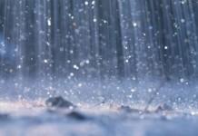 καταιγίδες, βροχές, Δευτέρα,