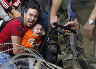 «Ασφυξία», σύνορα, Ελλάδας – ΠΓΔΜ,
