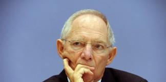 Σόιμπλε, Υπουργός Οικονομικών, εκλογές,