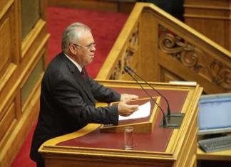 Δραγασάκης, μήνυμα, σταθερότητας, Eurogroup,