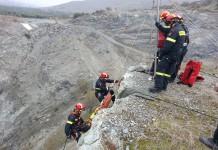Επίδαυρος: Αεροπτεριστής έπεσε σε χαράδρα 150 μέτρων