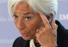 Λαγκάρντ: Απόφαση της ελληνικής κυβέρνησης οι περικοπές δαπανών