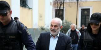 Σε 22 χρόνια καταδικάστηκε ο Γιάννης Σμπώκος για τα TOR M1