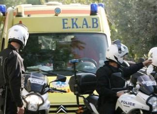 Ηλεία: Νεκρός 32χρονος σε τροχαίο στο Σκουροχώρι