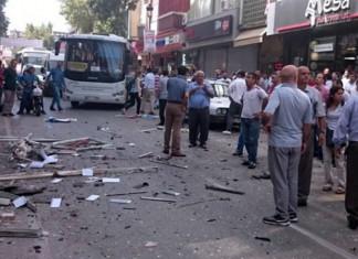 ΤΟΥΡΚΙΑ: Σφαγή σε προεκλογική συγκέντρωση - Τρεις νεκροί, οκτώ τραυματίες