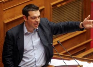 Βουλή - Τσίπρας για γερμανικές αποζημιώσεις: Θα σταλεί ρηματική διακοίνωση στη Γερμανία για τις ελληνικές αξιώσεις