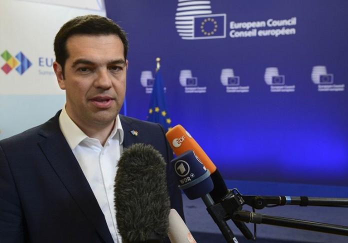 Βρυξέλλες: Προσήλθε στην Σύνοδο Κορυφής για το Brexit ο Τσίπρας
