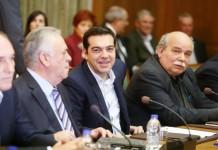Ολοκληρώθηκε η έκτακτη κυβερνητική συνεδρίαση για τα μέτρα στήριξης του Τύπου