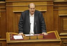 Ο Φίλης ζητάει την επέκταση του ελέγχου για τα μυστικά κονδύλια και σε άλλα υπουργεία