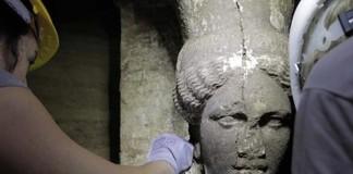 Αμφίπολη, αποκαλύψεις, βόρειο τείχος,