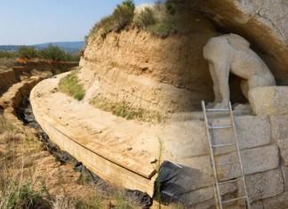 Αμφίπολη-Μενδώνη: Από τις αρχές του 2022 στόχος είναι να είναι επισκέψιμος ο αρχαιολογικός χώρος σε ειδικό κοινό