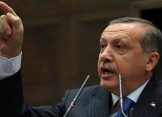 """Ο Ερντογάν τον """"χαβά"""" του για Λωζάννη"""