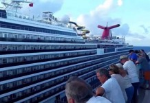 Συναγερμός σε κρουαζιερόπλοιο για κρούσματα κορωνοϊού