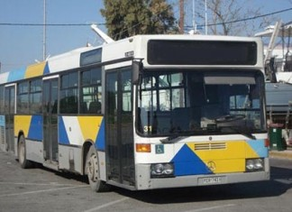Στάση εργασίας την Τρίτη στα λεωφορεία της ΟΣΥ