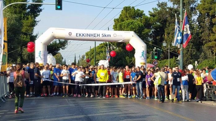 36ος Μαραθώνιος: Η γιορτή της πόλης με 55.000 δρομείς
