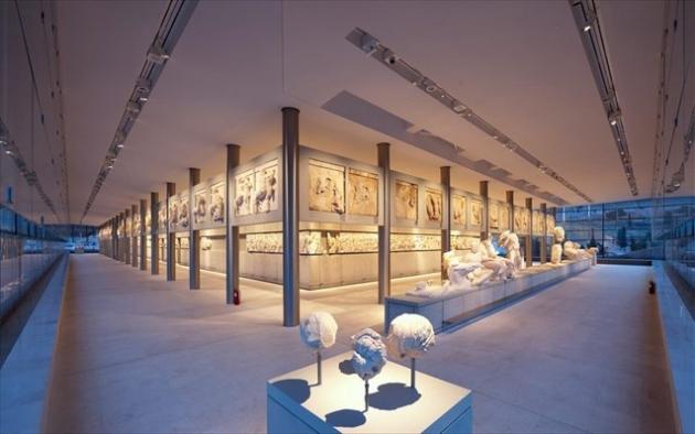 Μουσείο Ακρόπολης, Διεθνή ημέρα Μουσείων,