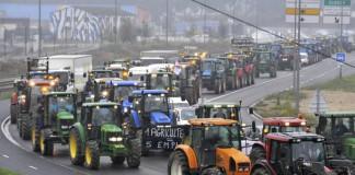 συνεχίζουν, κινητοποιήσεις,αγρότες,Νίκαια,