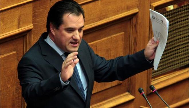 Άδωνις Γεωργιάδης: «Την αληθινή αντίσταση στη χούντα την έκανε μόνο ο βασιλιάς»