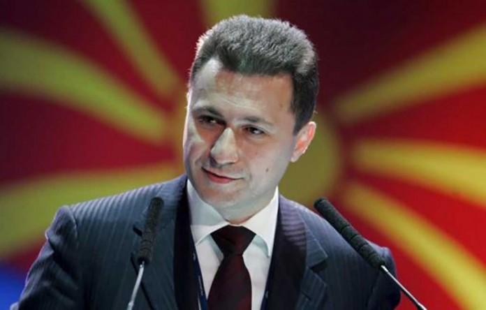 ΠΓΔΜ: Ο Νίκολα Γκρούεφσκι παραιτήθηκε από αρχηγός