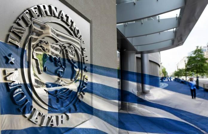 ΔΝΤ, Ελλάδα, χρέος,