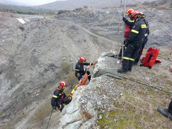 Θεσσαλονίκη: Επιχείρηση απεγκλωβισμού δύο ορειβατών στον Όλυμπο
