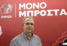 Κ.Ε. ΣΥΡΙΖΑ, Πάνος Ρήγας, Γεροβασίλη, Μπαλτάς,