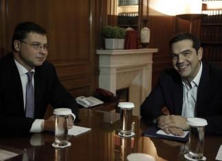 Ντομπρόφσκις, ελληνική κυβέρνηση, αυξήσεις φόρων,
