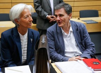 Η ηγεσία του ΔΝΤ κατέστησε σαφές ότι το Ταμείο δεν ζητεί πρόσθετα δημοσιονομικά μέτρα από την ελληνική κυβέρνηση