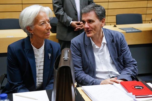 ελληνικό χρέος, Washington Group, Eurogroup,
