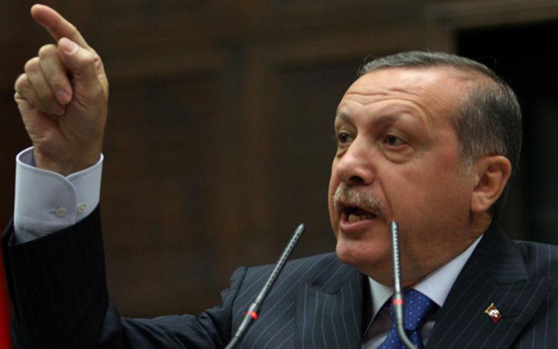 Ερντογάν, πογκρόμ, συλλήψεις,
