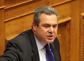 Καμμένος, Θεοχαρόπουλος,