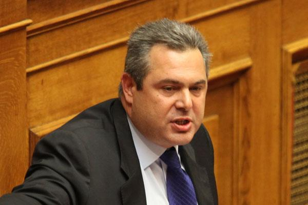 Καμμένος, Βουλή, Κύπρος,