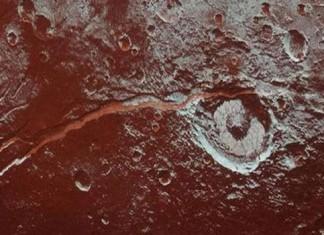 υπόγειος ωκεανός, Πλούτωνα,