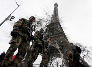 Παρίσι,έκρηξη, ένας,τραυματίας,