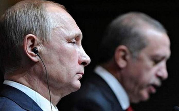 Σε σύγκρουση οδηγούνται Ρωσία και Τουρκία λόγω Συρίας